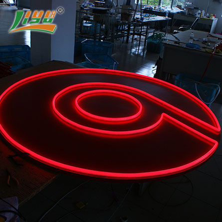 Outdoor led neon sign
